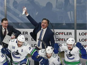The 'overnight success' that is Vancouver Canucks' head coach Travis Green actually took about 30 years of learning. He's had great mentors, tough lessons and has made many personal sacrifices along the way. Now he's enjoying the Stanley Cup playoffs in Edmonton with his young team.