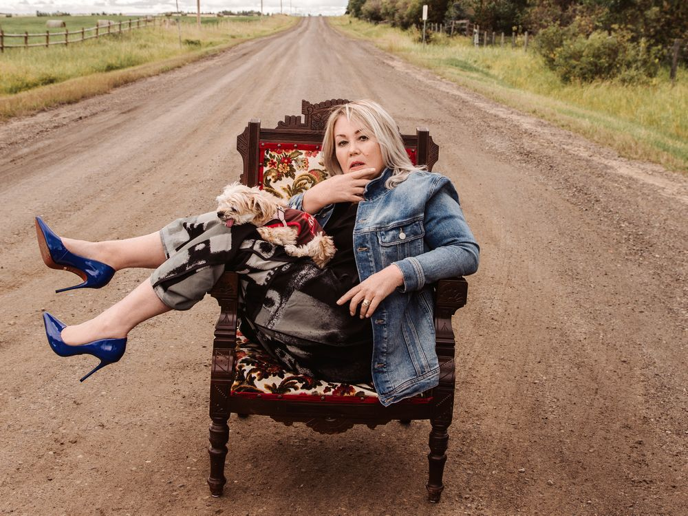 'I don't want a static life,': Jann Arden explores aging, fearlessness and finding wisdom in failure with memoir