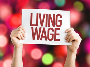 A 2020 survey by Community Savings Credit Union, conducted with Angus Reid, revealed that nearly three-quarters of British Columbians support a living wage for all.