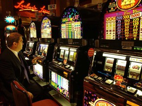 The River Rock Casino south of Vancouver owned by Great Canadian Gaming Corp. which agreed to be acquired by Apollo Global Management Inc. in a deal valued at more than $3.3 billion, the latest shift for the casino industry that's been hit by the COVID-19 pandemic.