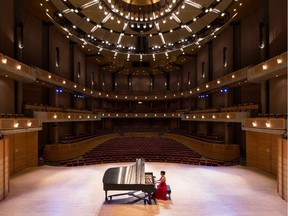 The intrepid Rachel Kiyo Iwassa offers a piano recital. She is in concert on March 23 and 27.