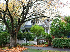 This five-bedroom, three-bathroom detached home is located in East Vancouver's Commercial Drive neighbourhood.