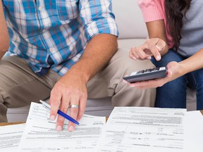 Before considering a consolidation loan, the first steps are to create a budget and look at your current spending and saving habits.