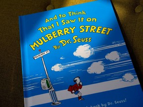 And to Think That I Saw It on Mulberry Street is among six Dr. Seuss books that will stop being published because of racist and insensitive imagery.