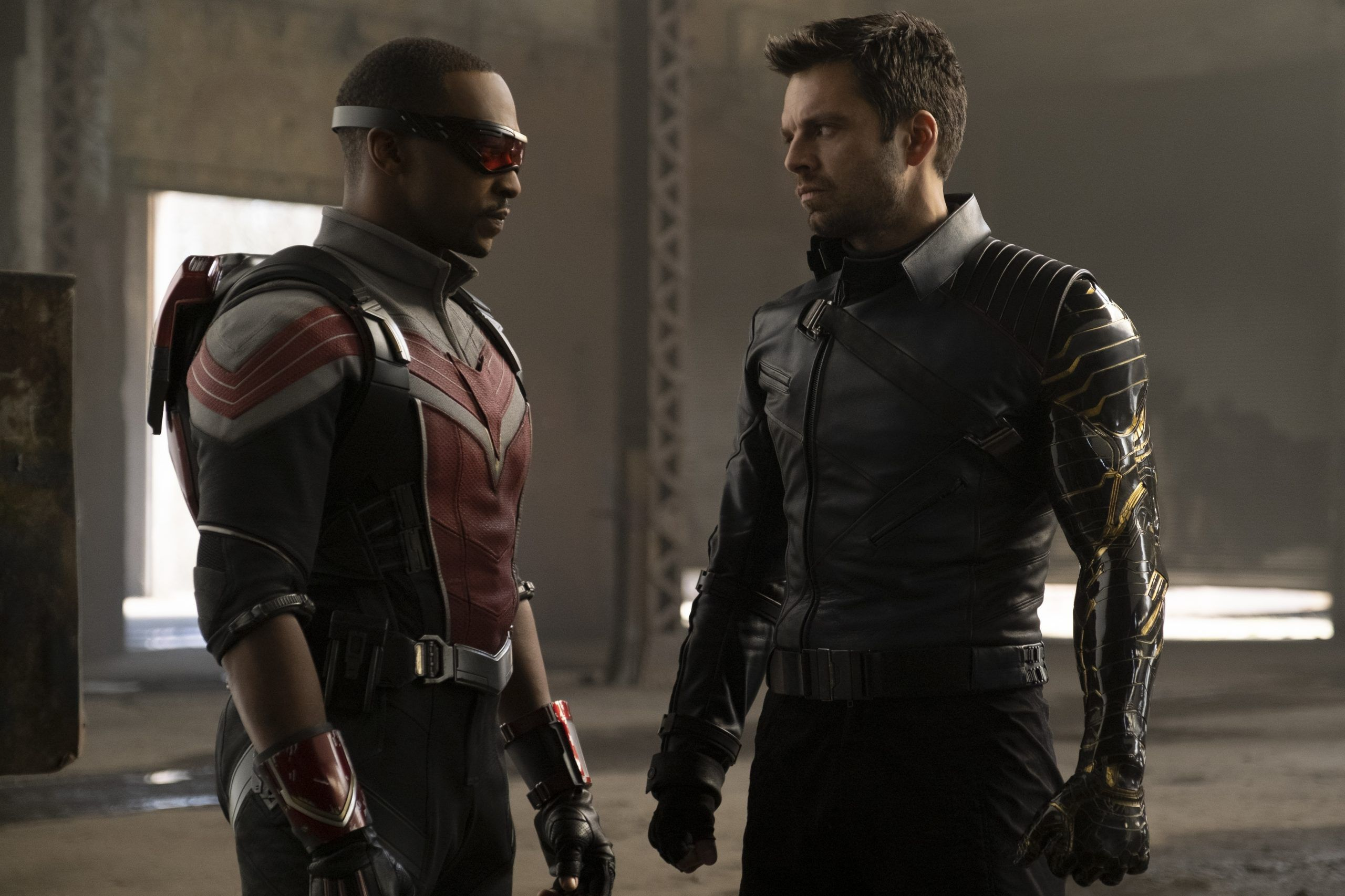 Falcon and the Winter Soldier finale and Kate Winslet's Mare of Easttown top this week's TV must-sees