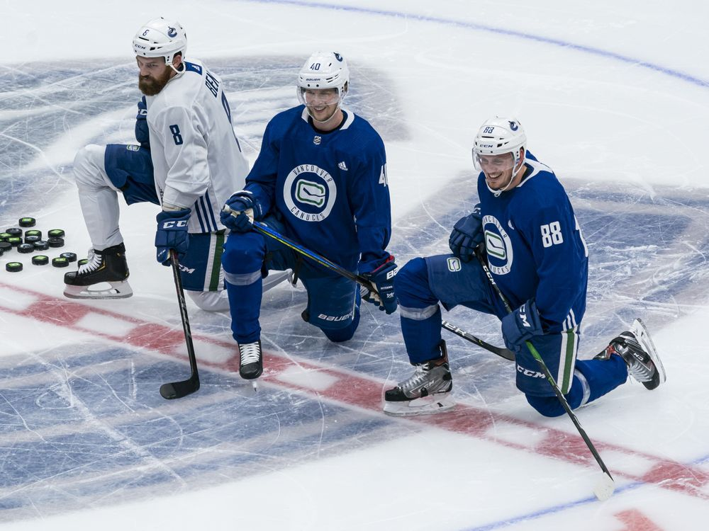 Vancouver Canucks on the hunt for new practice rink locale