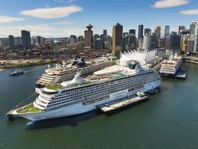 B.C.'s cruise ship industry is warning that U.S. ships are one step closer to bypassing B.C. ports after the U.S. Senate voted unanimously to allow Alaska-bound cruise ships to bypass Victoria and Vancouver.