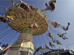 The PNE has been cancelled again this year because of the pandemic. Playland hopes to open after the May long weekend.
