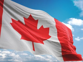 Flags are a frequent debate in many strata corporations.