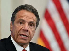 New York Governor Andrew Cuomo faced increasing scrutiny over what he knew about the death toll inside New York's nursing homes.