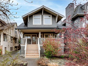 This five-bedroom Kitsilano property was listed for $2,998,000 and sold for $3,500,000 on April 19.