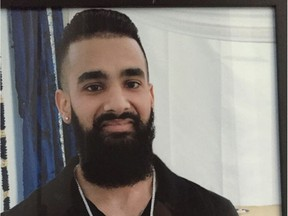 """IHIT is asking for help solving the homicide of 28-year-old Jatinder """"Michael"""" Sandhu, who was shot in Surrey five years ago."""