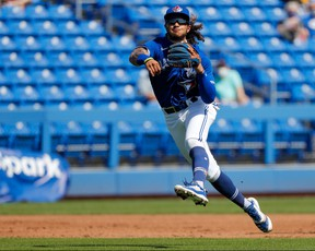The Blue Jays took Austin Martin fifth overall at last year's draft. Who will they take 19th on Sunday?
