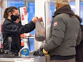 Thank you food store workers for being there for us during the pandemic, reader writes.
