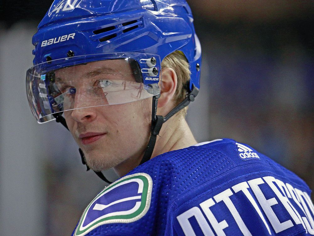 For Canucks, a lot at stake in Elias Pettersson's contract play for lengthy stay