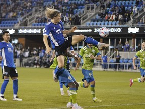 San Jose Earthquakes defender Florian Jungwirth has joined the Vancouver Whitecaps.
