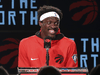 Toronto Raptors forward Pascal Siakim on Monday suggested he will have an easier time taking on a larger leadership role now that Kyle Lowry is no longer with the team.