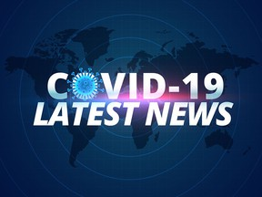 Here's your daily update with everything you need to know on the novel coronavirus situation in B.C.