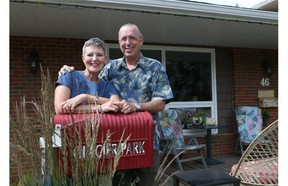 Bill Judt operates Glacier Park Bed and Breakfast with his wife Deborah, and hosts between 30 and 35 guests each month. 'You don't want hotels that are unlicensed,' he says. 'Why would you want bed and breakfasts that are unlicensed?'