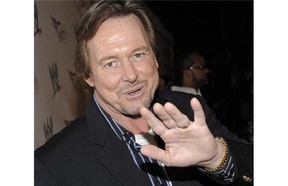 WWE wrestler Roddy Piper arrives at the World Wrestling Entertainment SummerSlam kick off party in Los Angeles on Friday, Aug. 21, 2009. Pro-wrestling star ``Rowdy'' Roddy Piper dead at the age of 61, WWE confirms. THE CANADIAN PRESS/AP, Dan Steinberg