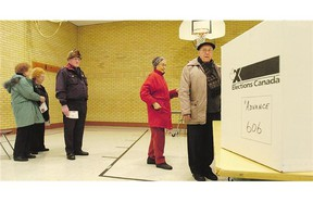 On Friday, advance polls will open for four days ahead of the Oct. 19 election. A local expert predicts an increase in the number of people heading out to cast their ballots early.