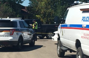 A 16-month-old boy died after a collision in the Confederation Park neighbourhood on July 31, 2015