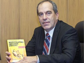 Saskatoon Crown prosecutor is editor of the book Investigating Impaired Drivers, which recently published its third edition.