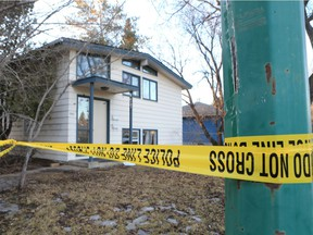 Saskatoon Police say they are investigating a suspicious death that occurred shortly after 1 a.m. Friday on Preston Ave. South.