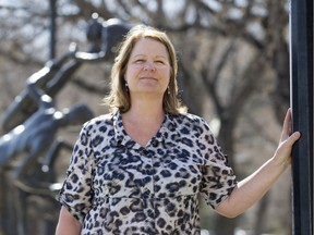 Connie Lupichuk, a social worker/counsellor who works with families of divorce to overcome parental alienation.