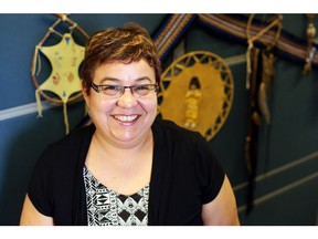 Karen Schofield, recipient of the of the Lady Justice award, is a former offender who turned her life around and is now helping others in Saskatoon.