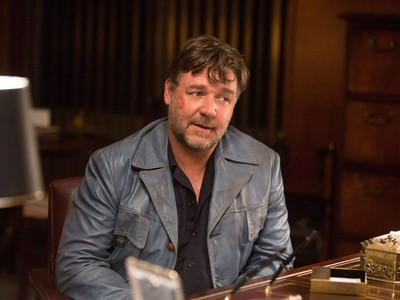 """Russell Crowe stars in """"The Nice Guys."""""""