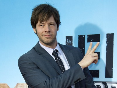 """Actor Ike Barinholtz attends the American premiere of Universal Pictures """"Neighbors 2: Sorority Rising"""" in Westwood, California, on May 16, 2016."""