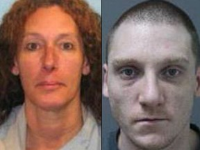 Investigators with the Saskatoon police major crimes unit were searching for Tyler Hurd, 33, and Tammy Poffley, 52, in connection with a June 4, 2016 homicide in the Stonebridge neighbourhood.