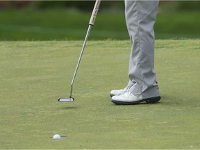 The high school golf city championships took place at The Willows Golf & Country Club on Tuesday.