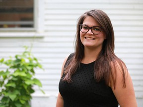 Josie Steeves is a new Ward 6 candidate for city council in Saskatoon on August 10, 2016.