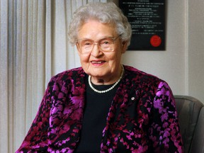 Home economist and writer Savella Stechishin was an advocate for Ukrainian culture and women across Canada.