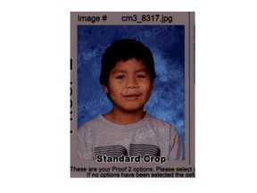 Saskatoon police are asking for public help finding  eight-year-old Colin Bear, missing since Wednesday.