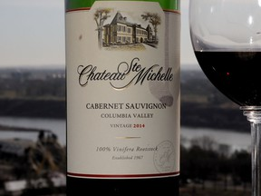Chateau Ste. Michelle is James Romanow's Wine of the Week.