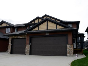A new Ehrenburg show suite at their Lake Vista Estates in Martensville shows off an affordable project close to amenities, green space and the new school. (Jennifer Jacoby-Smith/The StarPhoenix)