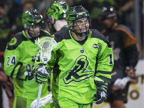 Jeff Cornwall and his Saskatchewan Rush got their weekend off to a flying start.