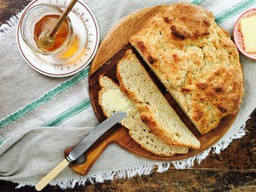 Irish soda bread is a quick, simple classic.