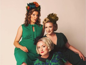 Rosie and the Riveters.