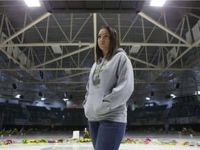 Sylvie Kellington is the Humboldt resident who launched the GoFundMe page to raise funds for the families and survivors of the Humboldt Broncos bus crash. Before the fundraising page was closed on April 18 at midnight, it raised more than $15 million, the highest in Canadian history and one of the highest tallies of all time in Humboldt on April 25, 2018.