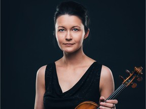 Véronique Mathieu, the inaugural David L. Kaplan Chair in Music at the University of Saskatchewan, is set to perform during the Ritornello Music Festival that runs from April 12 to 14.