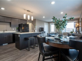 NewRock Developments has a price point and down payment grant program that will be attractive to first-time homebuyers. Especially those who have found it difficult to save enough for a down payment. The grand opening takes place today from noon to 4 p.m. at 110 Akhtar Bend. (Supplied photo)