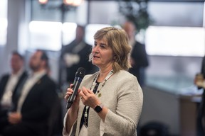Pam Schwann, president of the Saskatchewan Mining Association, is optimistic about the future of the industry which includes increased exploration investment and major projects on the horizon. But she says there are still challenges ahead.