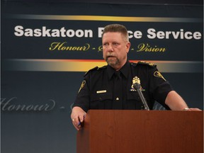Saskatoon police chief Troy Cooper says he is open to discussing the creation of an independent body to probe deaths involving police.