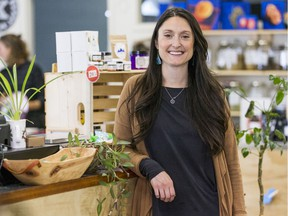 Mallory Guenther is the driving force behind The Heart of Riversdale located at Soul Foods on 20th Street West in Saskatoon.