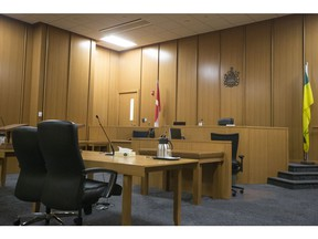 A Saskatchewan man was found not guilty on Jan. 8, 2021 in Saskatoon's Court of Queen's Bench of sexual assault and sexual interference against his teen stepdaughter, who has spina bifida.