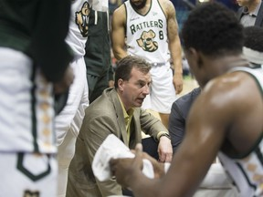Greg Jockims served as Saskatchewan Rattlers head coach and general manager during the Canadian Elite Basketball League's inaugural season in 2019